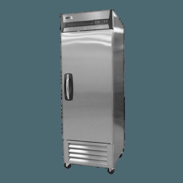 Scratch And Dent Norlake Nlr23 One Door Reach In Refrigerator Wilson Restaurant Supply