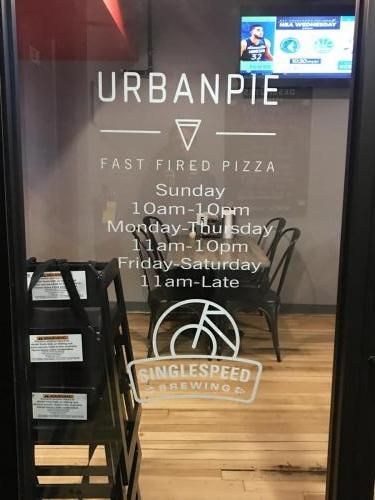Urban Pie in Marion
